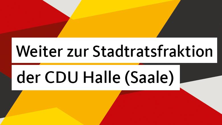 CDU Fraktion Halle (Saale)